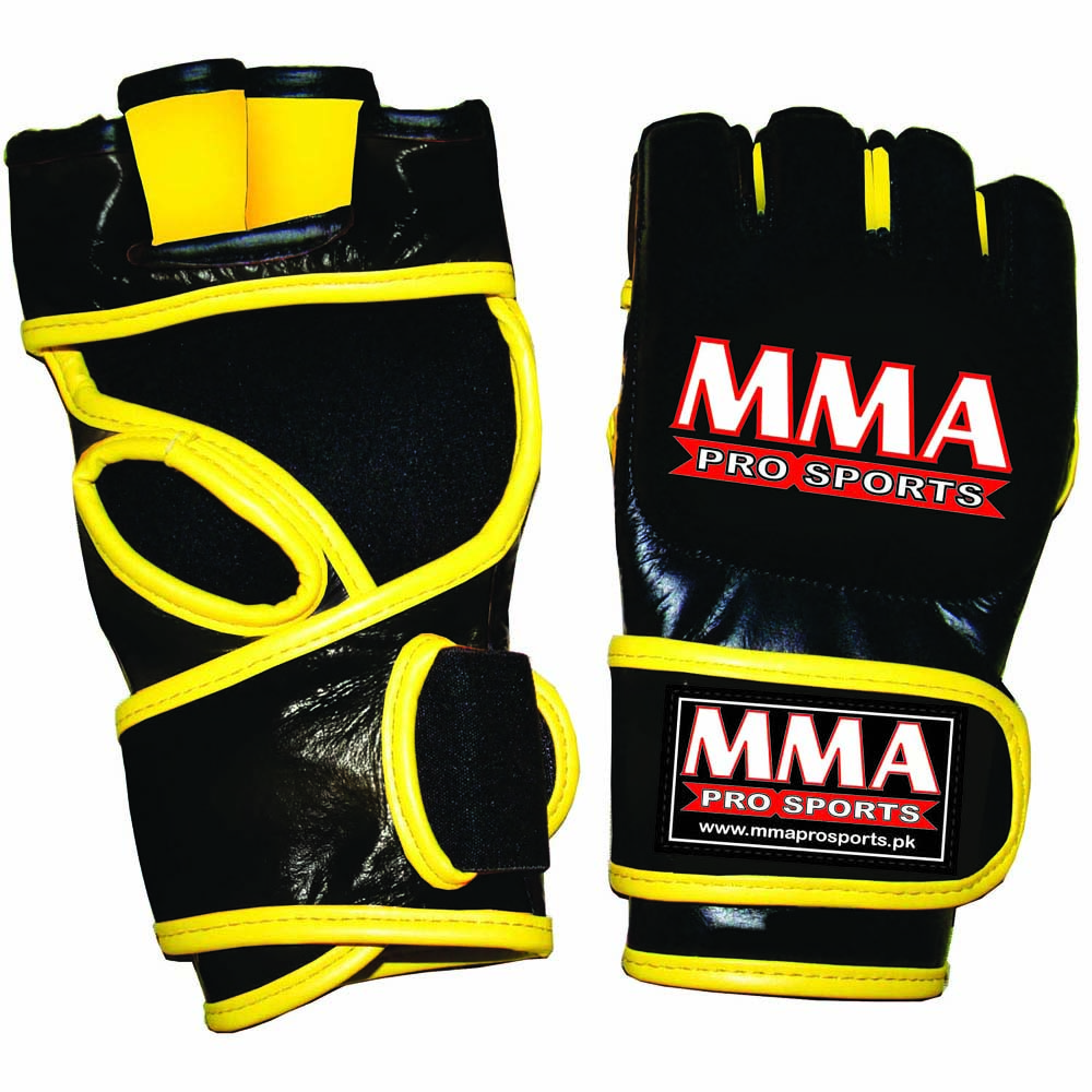 MMA Free Fight Gloves